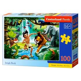 Пазл 100 элементов «Книга джунглей»