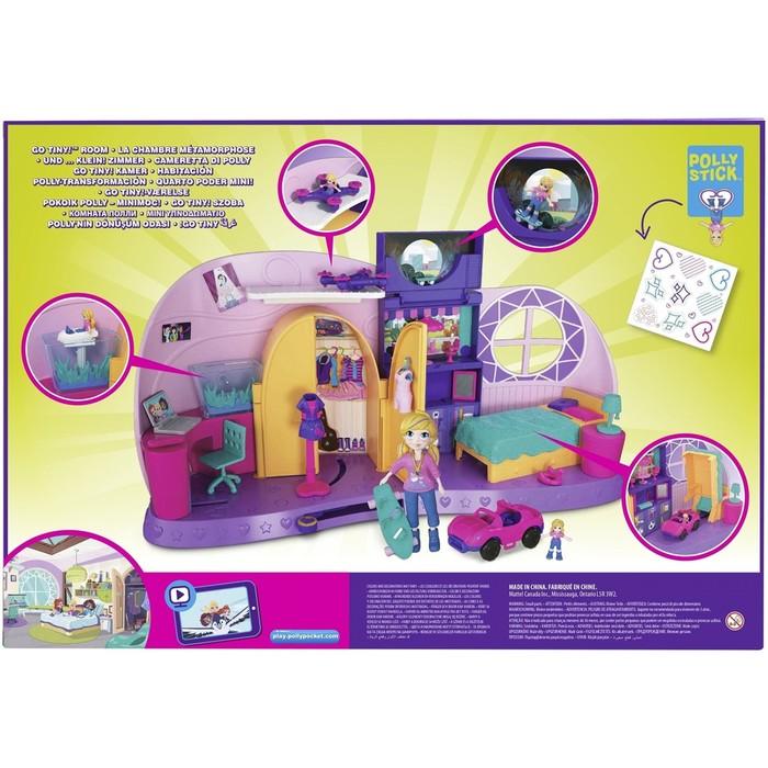 Игровой набор «Комната Полли» - фото 14394343