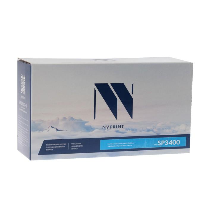 Картридж NV PRINT NV-SP3400 для Ricoh SP-3400/3400n/3400sf/3410/3410dn/3410sf (5000k),черный