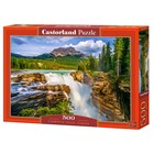 Пазл «Водопад, Канада», 500 элементов