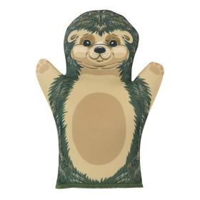Кукла-перчатка «Ежик»
