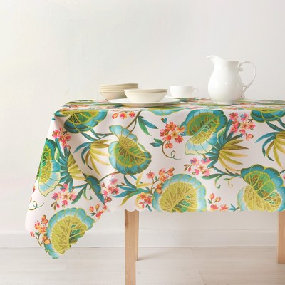 "Tablecloth ""Share"" Tropics 110×140 cm, 100% p/e"
