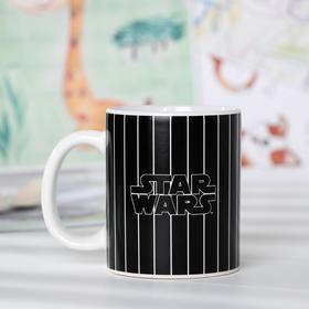 Кружка с термоэффектом Disney «Звёздные Войны. Дарт Вейдер», 350 мл, в подарочной упаковке