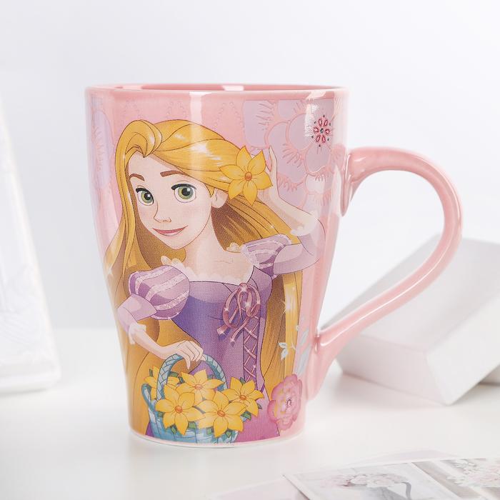 """Кружка 350 мл Disney """"Принцесса Рапунцель"""""""