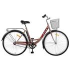 """Велосипед 28"""" Stels Navigator-345, Z010, цвет коричневый, размер 20"""""""