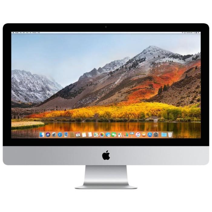 """Моноблок Apple iMac (Z0TK002DM), 21.5"""",UHD,Core i5,3 ГГц,16 Гб, SSD256, R555 Pro, цв серебро"""