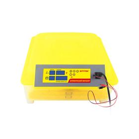 Инкубатор автоматический SITITEK 48, вместимость до 48 яиц, 220 В, овоскоп в комплекте