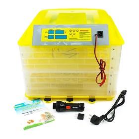 Инкубатор автоматический SITITEK 96, вместимость до 96 яиц, 220 В