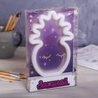 Светильник неоновый «Зажигай», 14,5х23,5см - фото 105707540