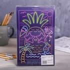 Светильник неоновый «Зажигай», 14,5х23,5см - фото 105707541