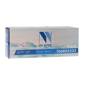 Картридж NVP совместимый NV-106R03533 Yellow для Xerox VersaLink C400/C405 (8000k) Ош