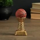"""Статуэтка """"Баскетбол"""", 14.5х7х4.5 см"""