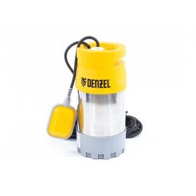 Погружной насос высокого давления Denzel PH900, подъем 30 м, 900 Вт, 5500 л/ч Ош