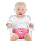 Детский пояс-фиксатор «Любимая Дочка», регулируемые ремни, цвет розовый - фото 105463052