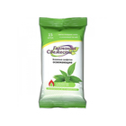 Салфетки влажные Гармония Свежести, с экстрактом зелёного чая, 15 шт.