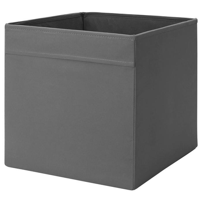 Коробка ДРЁНА, цвет темно-серый