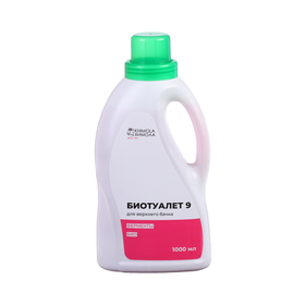Жидкость для биотуалета верхнего бака, 1 л, Sannifresh, концентрат