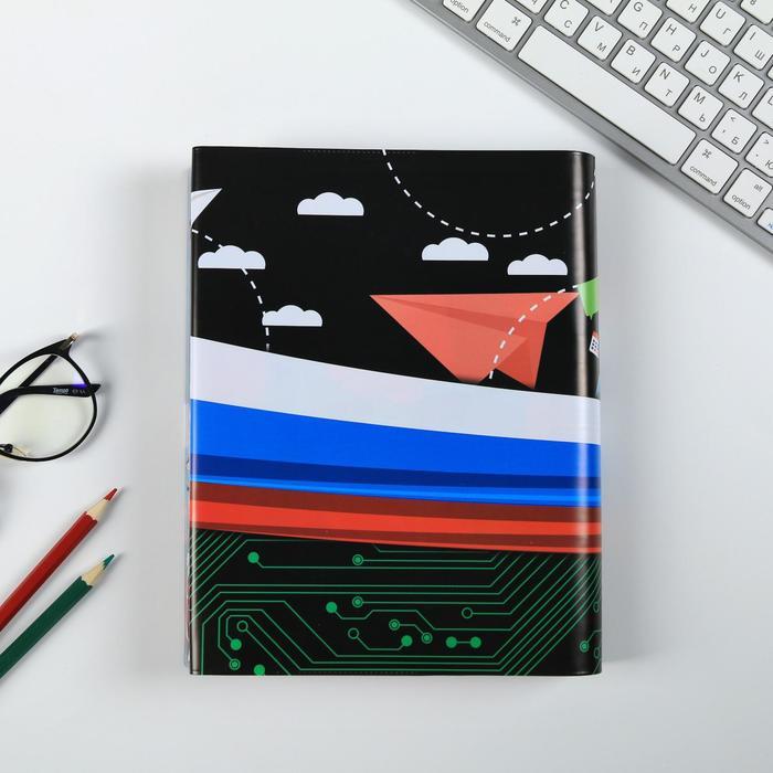 Обложка для учебника «Информатика» (матрёшка), 43.5×23.2 см