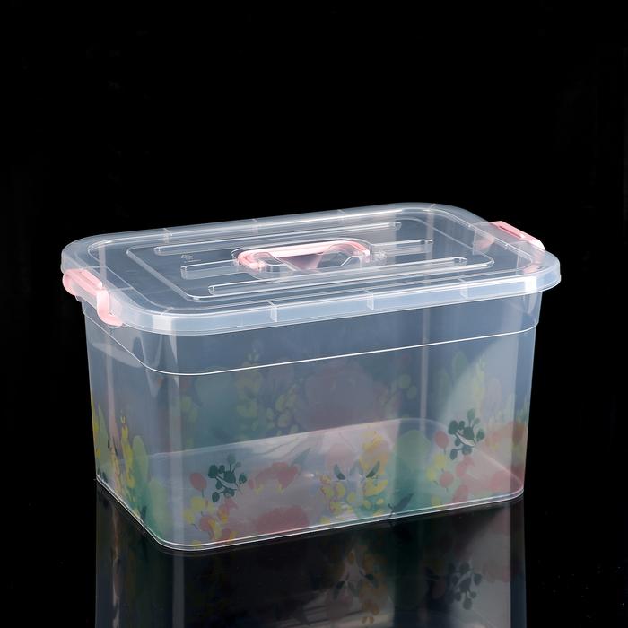 Ящик для хранения 15 л Classic