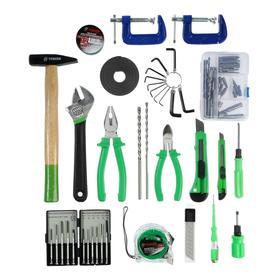 Набор инструментов в ящике TUNDRA, универсальный, 89 предметов Ош