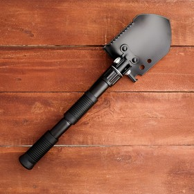 Лопата складная 40 см сталь 45, чехол Ош