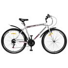 """Велосипед 26"""" Progress модель Crank RUS, 2019, цвет белый, размер 19"""""""