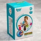 """Набор резиновых игрушек для игры в ванной """"Зверята"""" 8шт - фото 555012"""