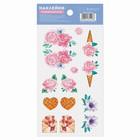 Наклейки-разделители «Розовые мечты», 9 × 18 см