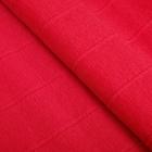 Бумага гофрированная 989 красная, 50 см х 2,5 м