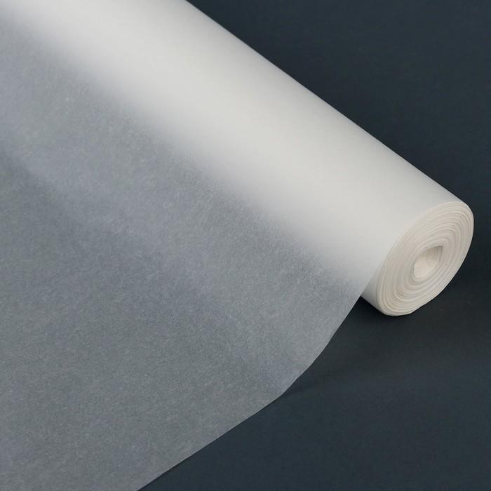 Бумага папиросная, 80 см х 100 м
