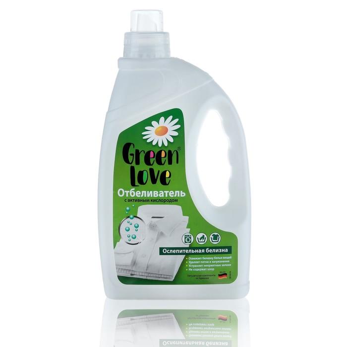Отбеливающее средство Green Love, 1350 мл
