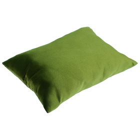 Сидушка (подушка) мягкая 40*23*13 см цвет хаки