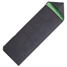 Спальный мешок Maclay 2-слойный, с капюшоном, увеличенный, 225 х 105 см, не ниже +5 C