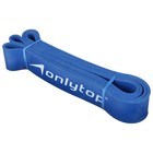Эспандер ленточный, многофункциональный, 208 х 4,5 х 0,5 см, 17-54 кг, цвет синий