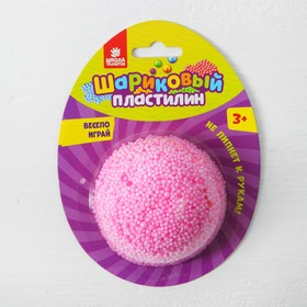 Ball clay coarse 5 g, color pink