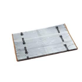 Виброизоляционный материал StP Master M4, размер: 4х470х750 мм