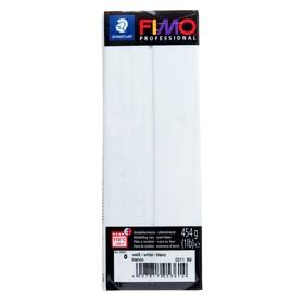 Пластика - полимерная FIMO professional, 454 г, белая