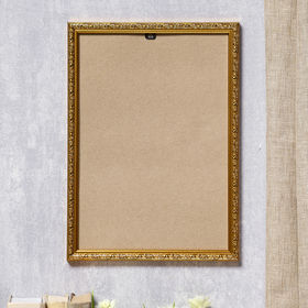 Photo frame 21x30 cm gold (2025)
