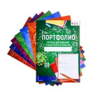 "Tab set ""the student's Portfolio 5-9 class"" GEF, 7 sheets"