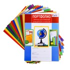 "Tab set ""the student's Portfolio 5-9 class"" GEF, 14 sheets"
