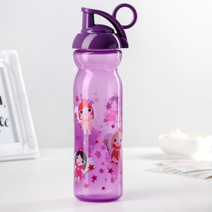 "Бутылка 680 мл ""Маленькие принцессы"""