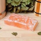 """Кирпич из гималайской соли, натуральный, 20х10х5 см, """"Добропаровъ"""""""