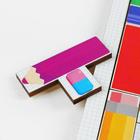 Тетрис малый «Цветные карандаши» - фото 105588932