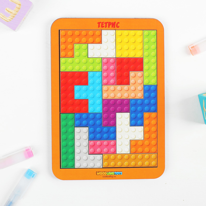 "Тетрис малый ""Лего"""