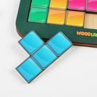 Тетрис малый «Цветная мозаика» МИКС - фото 105588947