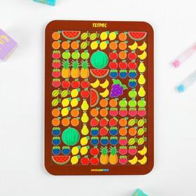 Тетрис большой «Фрукты/ягоды»