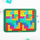 Тетрис большой «Цветная мозаика»