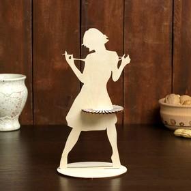 """Napkin holder """"Fashionista"""", 24,5 x 12,5×0.3 cm"""