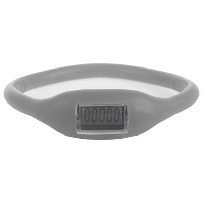 Шагомер-браслет, обхват 16,5 см, цвета МИКС