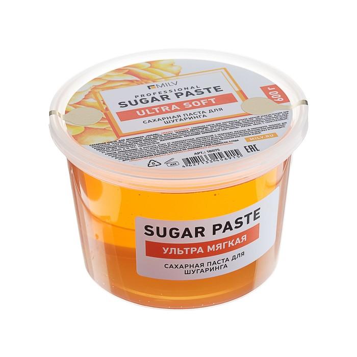 """Сахарная паста для шугаринга Milv Sugar """"Ультра мягкая"""", 600 г"""